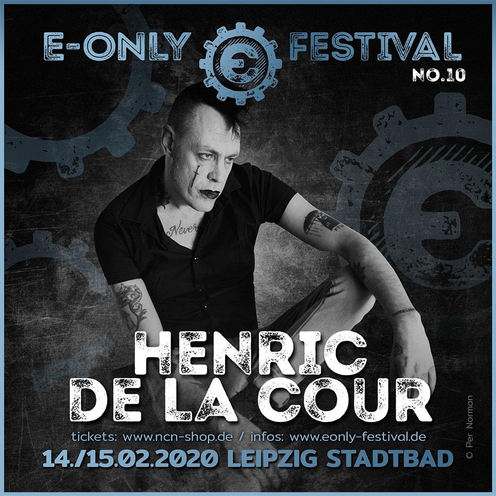 Henric De La Cour